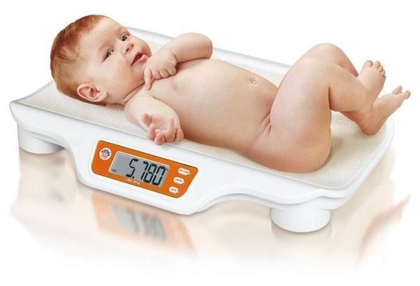 Affitto bilance neonati