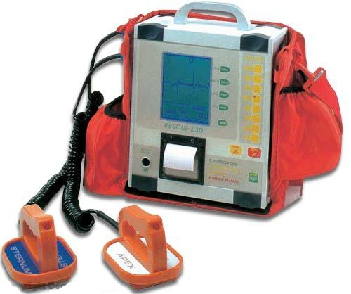Defibrillatore cardiaco
