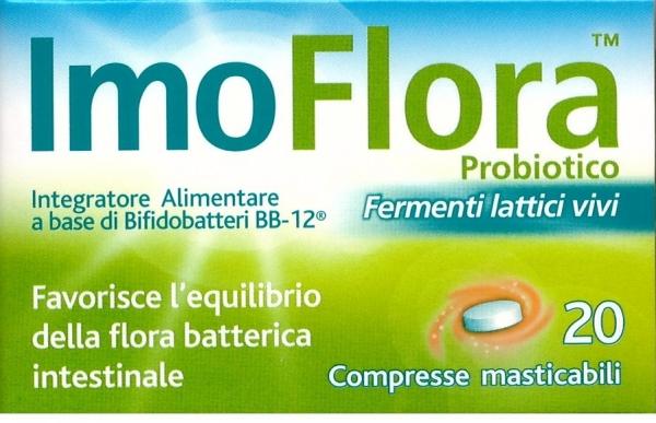 Farmacia AXA Madonnetta - Imoflora probiotico