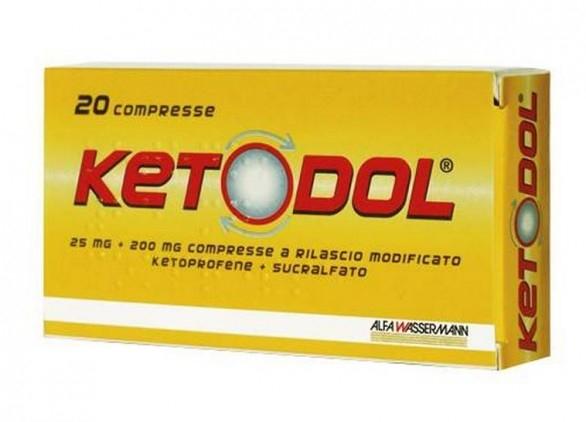 Farmacia AXA Madonnetta - Ketodol