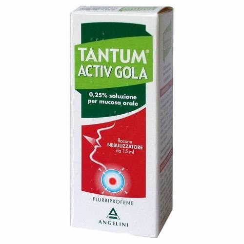 Farmacia AXA Madonnetta - Tantum Activ Gola